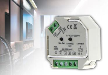 Universal Smart Dimmer für R- L- C-Lasten dimmbare 230V LED-Lampen und Triac `s, max. 400Watt – Bild 2