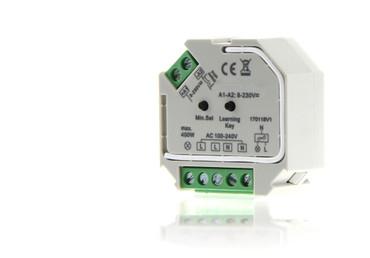 Universal Smart Dimmer für R- L- C-Lasten dimmbare 230V LED-Lampen und Triac `s, max. 400Watt – Bild 3
