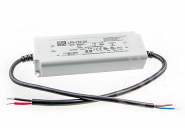 LPV-Serie Mean Well IP67: 5V 12V 24V 48V, von 20W bis 153,6Watt, LED Netzteil Schaltnetzteil Trafo Netzgerät für Außen – Bild 9