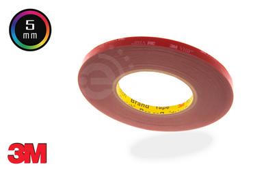 3M VHB (33m x 5mm) Doppelseitiges Klebeband Hochleistungs Montageklebeband LED – Bild 1