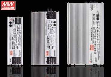 LED Netzteil MeanWell HLG- Serie 12 15 20 24 30 36 42 48 54V Schaltnetzteil IP65 – Bild 1