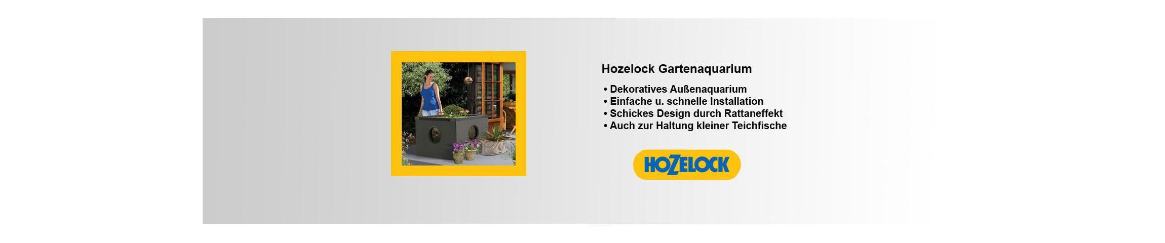 Hozelock Gartenaquarium