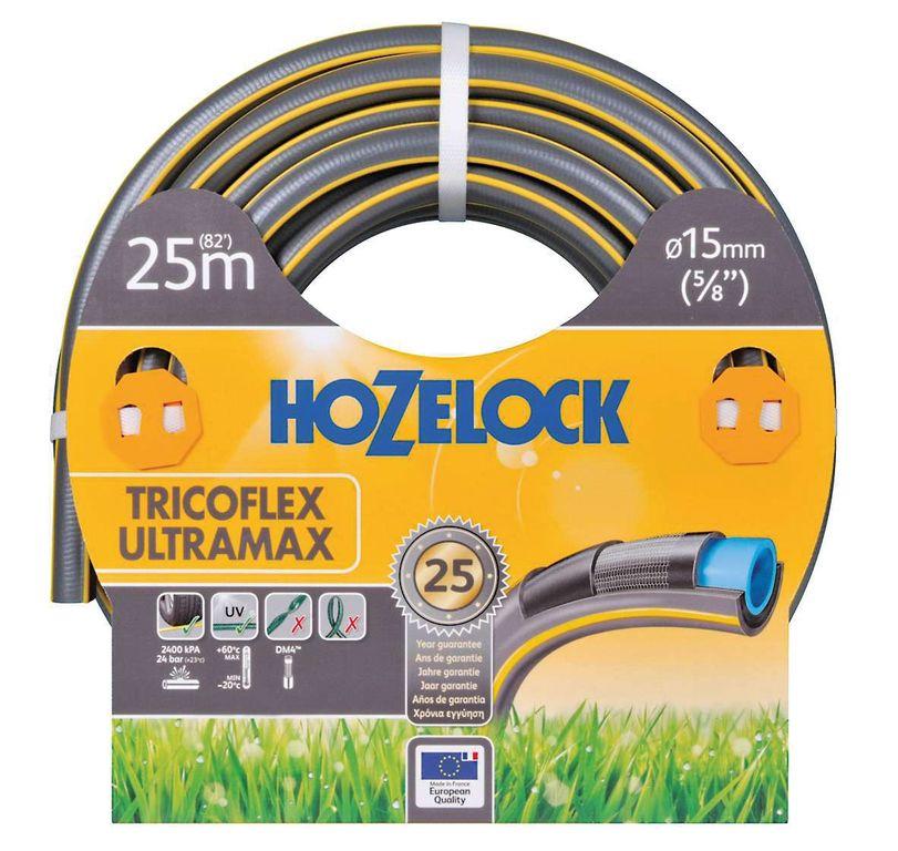 "Schlauch Tricoflex Ultramax 1/2"" (12,5 mm) 25/50 m"