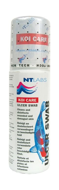 Koi Care Ulcer Swab 125 ml