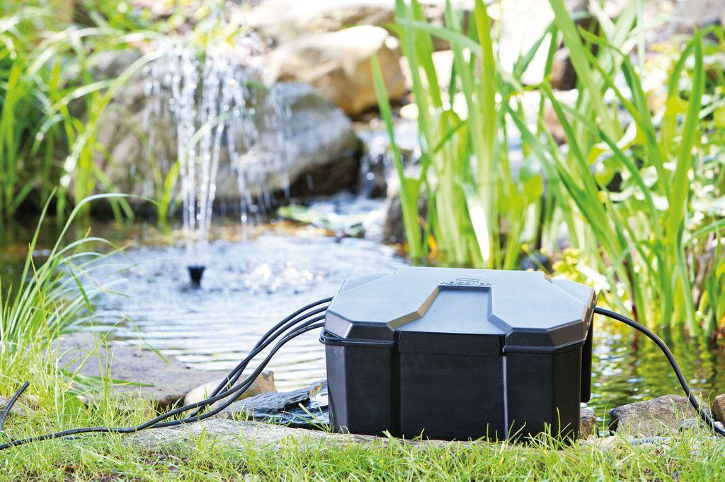 Garten Power Box – Bild 1