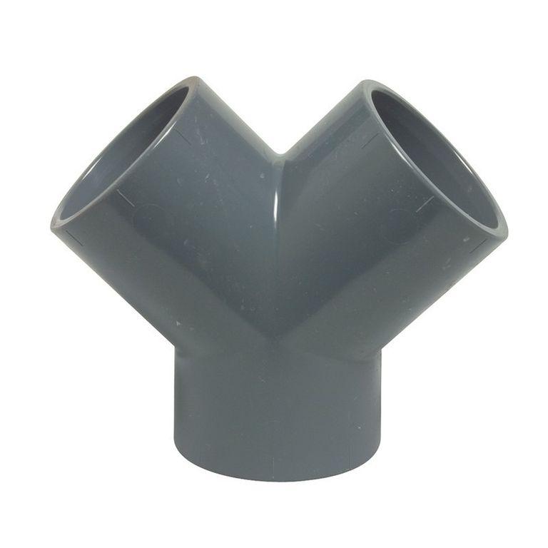 PVC Y-Stück