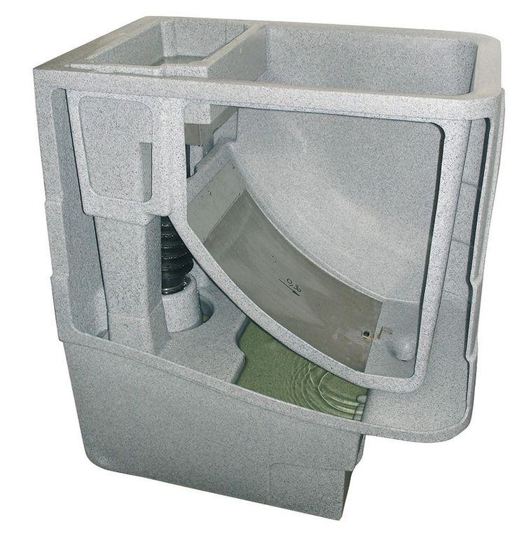 Cetus Bogensiebfilter Pump- und Schwerkraftmodell – Bild 3