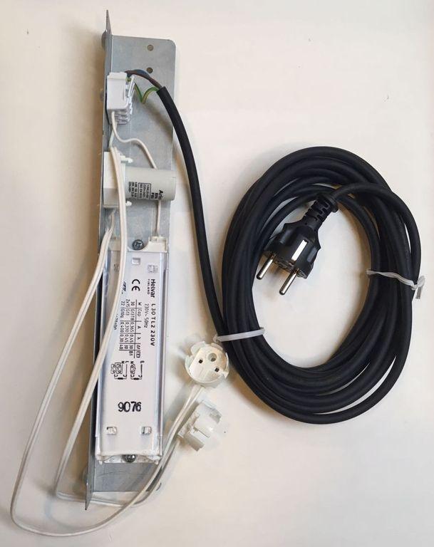 SVR elektr. Steuerkasten für Pond Clear UV 25 Watt