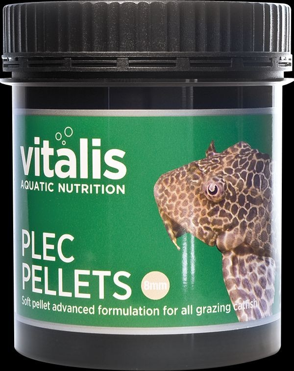 Plec Pellets Ø 8 mm