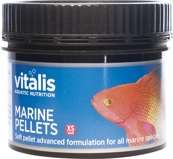 Marine Pellets Ø 1 mm