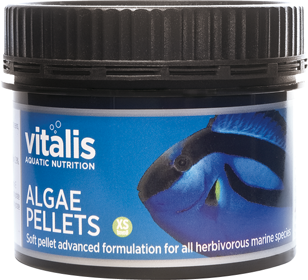 Algae Pellets Ø 1 mm