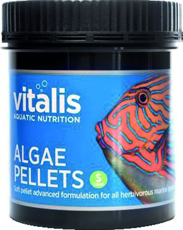 Algae Pellets Ø 1,5 mm