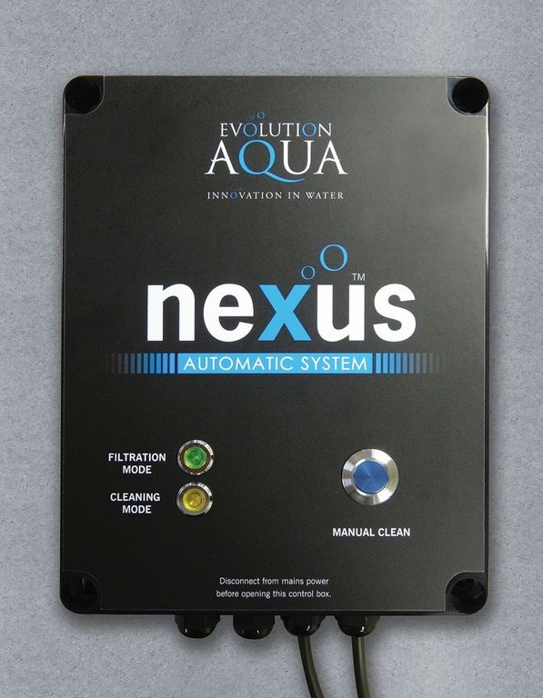 Nexus Eazy Automatic 220/320 Gepumpt – Bild 2