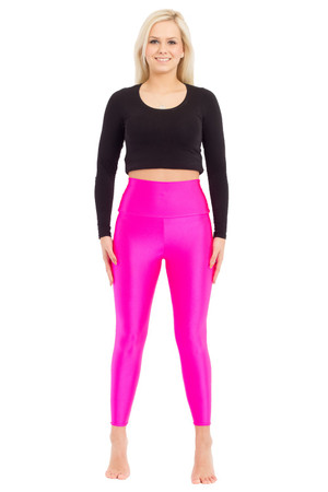 Turnarena Spandex High-Waist Leggings für Kinder