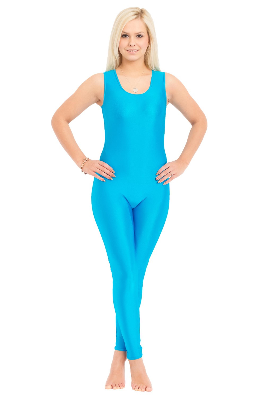 Spandex Ganzanzug ohne Arm für Damen von Turnarena günstig online kaufen