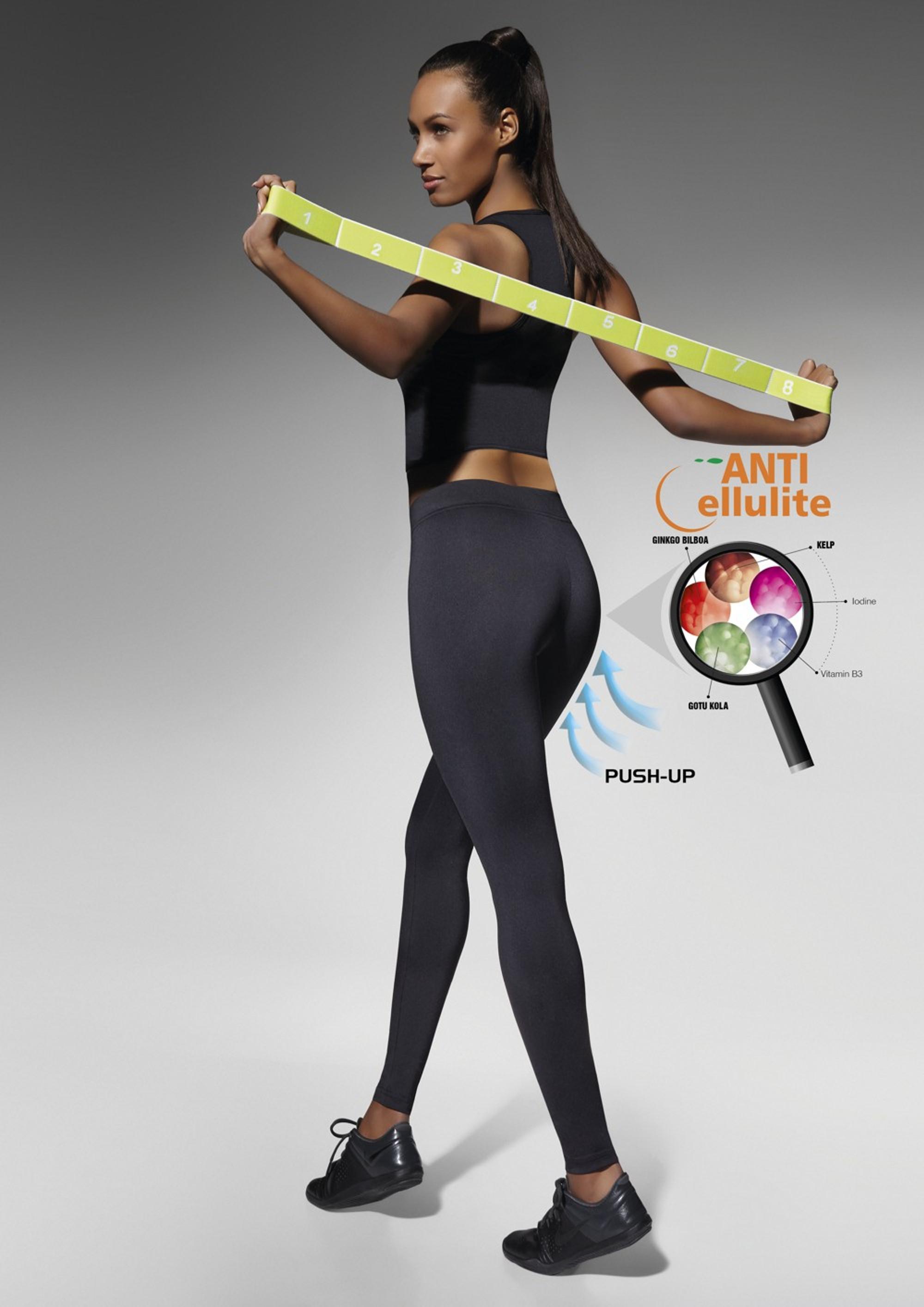 Riley Leggings für Damen   von Bas Black günstig online kaufen
