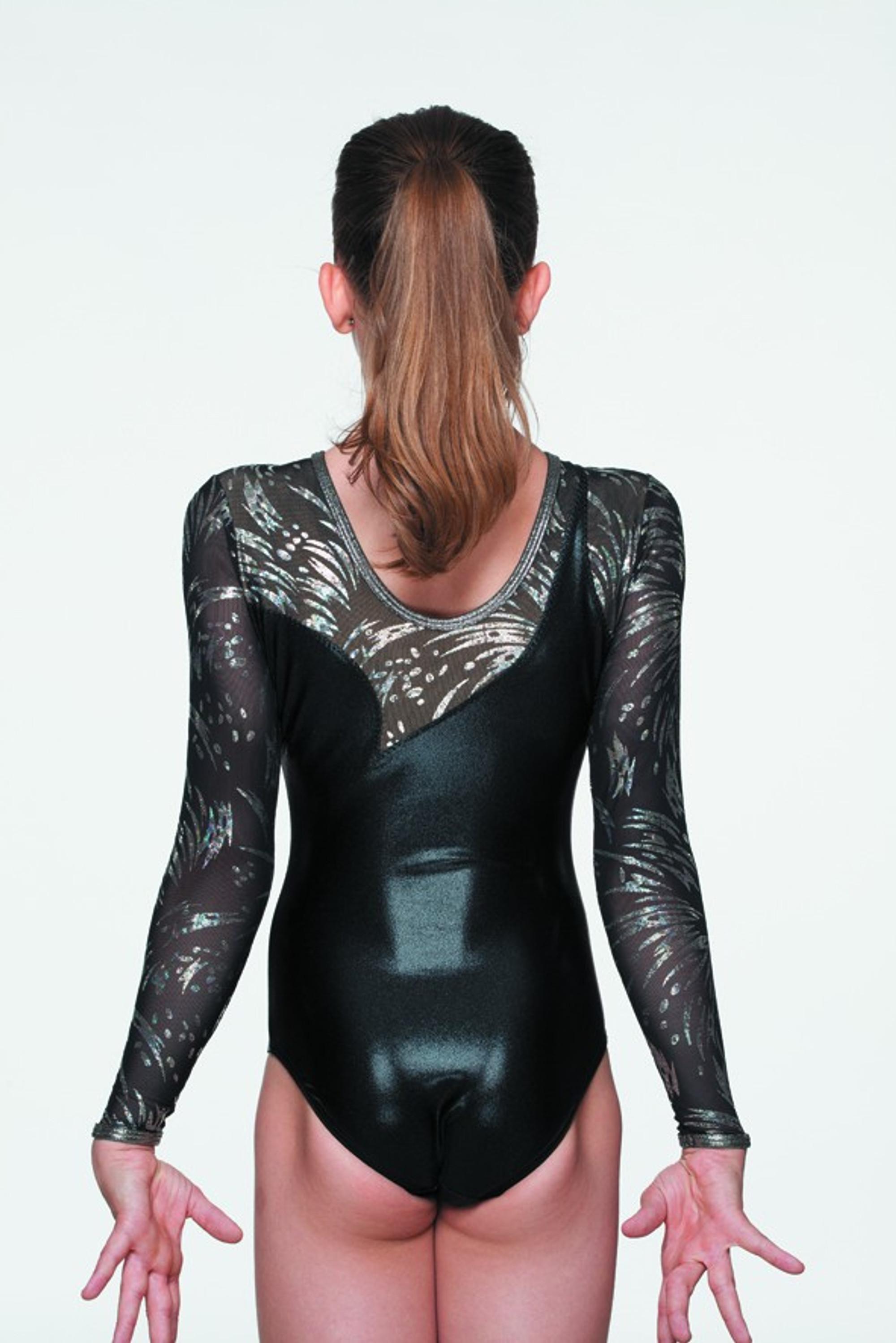 Turnanzug 1506 Metallic Elastic Net von Agiva günstig online kaufen