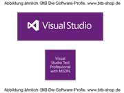 MS Visual Studio Test Professional wMSDN Lic/SA OPEN NL
