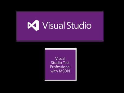 MS Visual Studio Test Professional wMSDN SA OPEN NL