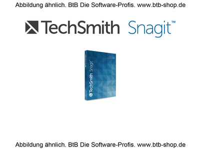 Snagit 1-4 User ESD Win/Mac ML Downloadversion