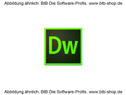 CCFT Single App Dreamweaver CC 1 Jahr (Neulizenz)
