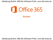 MS Office 365 Business OPEN 1 Jahr