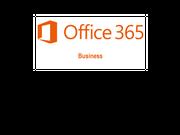 MS Office 365 Business OPEN NL 1 Jahr