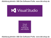 MS Visual Studio Enterprise wMSDN Lic/SA OPEN NL