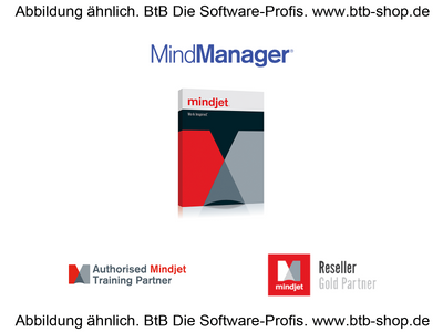 EDU Upd. Mindjet MindManager 2019 ESD (ab Version x.x) Downloadversion