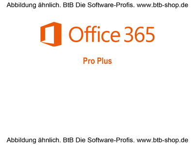 MS Office 365 Pro Plus OPEN 1Jahr