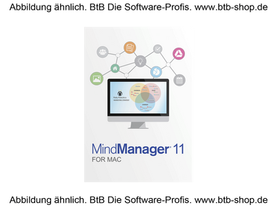 MindManager 11 Mac ESD Downloadversion