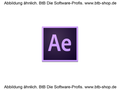 EDU CCfT After Effects CC 1 Jahr (Named)