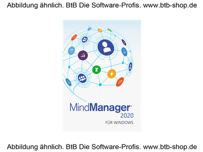 Mindjet MindManager 2020 Win ESD Downloadversion