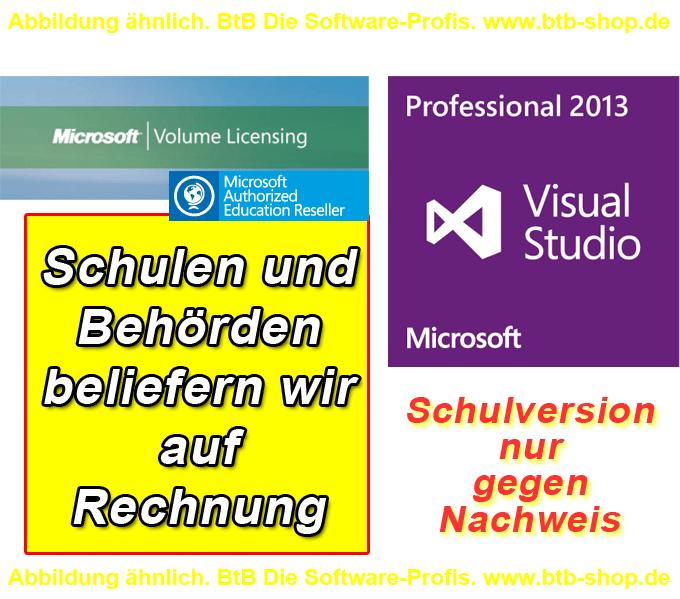EDU MS Visual Studio Pro 2019 OPEN E