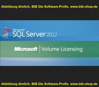 MS SQL Server Standard Win SA OPEN NL