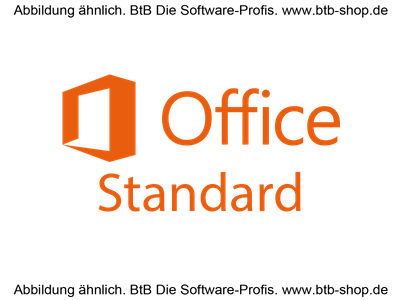 MS Office Standard Lic/SA OPEN Value