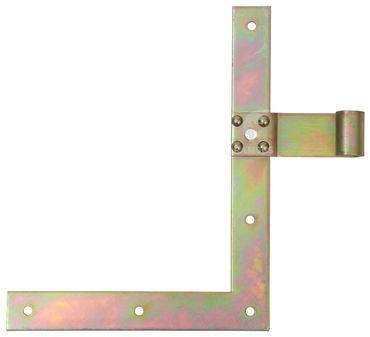 EisenRon DS-tec - Fensterwinkelband Stahl verzinkt