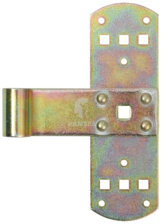 EisenRon DS-tec - Kreuzbänder 13 X 160 mm Stahl verzinkt  1 Stück