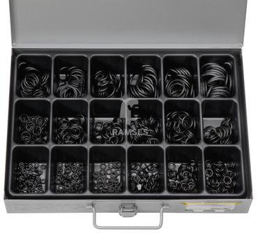 EisenRon DS-tec - Sortiment O-Ringe M3 - M24  700 Teile