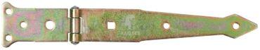 EisenRon DS-tec - Werfgehänge leicht Stahl verzinkt