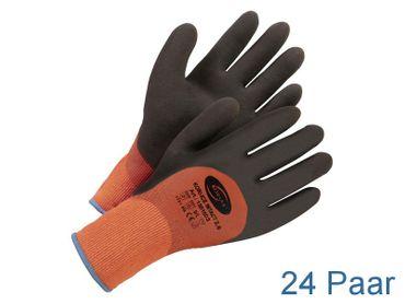 Arbeitshandschuhe Winter 24 Paar - KORSAR® Kori-Ice Intact Größe 9  / L