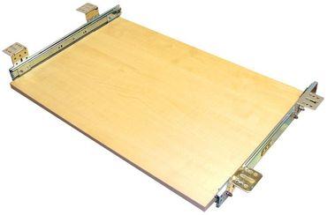 Tastaturauszug in Ahorn Dekor 80x30 cm Nutzhöhe 47mm zum Nachrüsten - eigene Herstellung – Bild 1