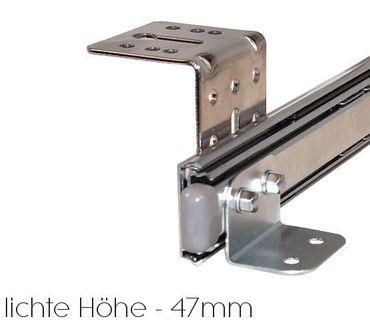 Tastaturauszug in Buche Dekor 80x40 cm Nutzhöhe 47mm zum Nachrüsten - eigene Herstellung – Bild 4