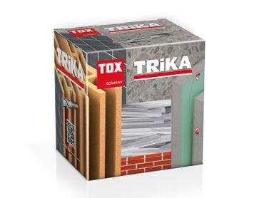 TOX Allzweckdübel Trika 6 x 36 - 100 Stück – Bild 2