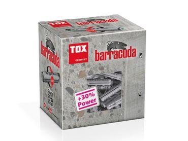 TOX Spreizdübel 5 x 25 Barracuda - 100 Stück – Bild 2
