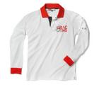 Aprilia Herren Poloshirt Racing weiß Gr. L