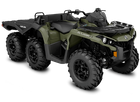 BRP Can-Am Outlander 6x6 650 DPS T Modell 2019