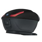 Topcase Kit Large Piaggio MP3 Sport schwarz opaco 80 A