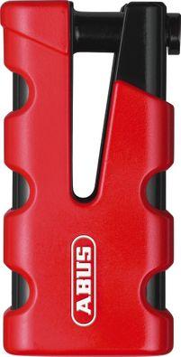 ABUS Bremsscheibenschloss Granit Sledg 77 grip Rot