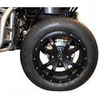 Kymco Radsatz mit Alufelgen für MXU 400/450i, Maxxer 400/450i, MXU 450i LOF